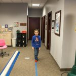 Vision therapy activities are simple and effective